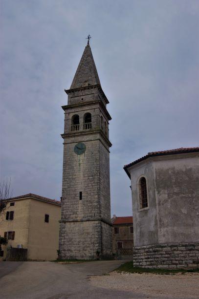 Chiesa e campanile di Stridone